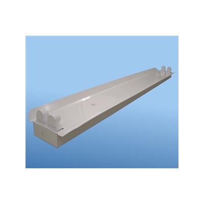 L-eeDo 40W形調光LED照明セット昼白色+トラフ型2灯式②