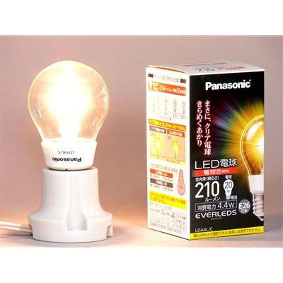 パナソニック(Panasonic) LED電球20W型クリア