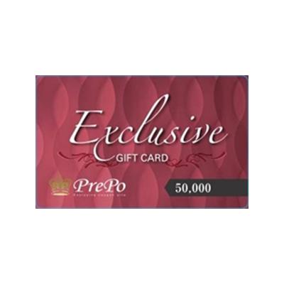 PREPOカード50000