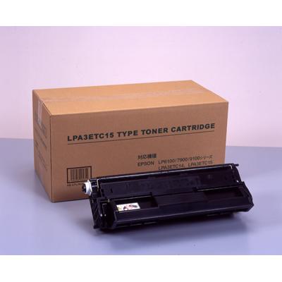 EPSON  トナーカートリッジ LPA3ETC15 タイプ汎用品