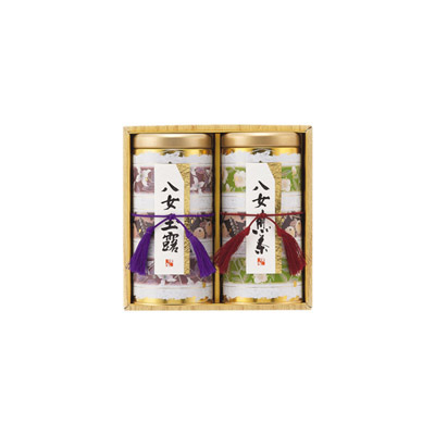 SHONAN 八女銘茶セット