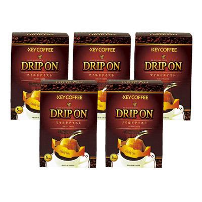 キーコーヒー ドリップオン マイルドテイスト
