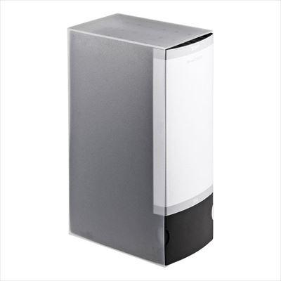 ブルーレイディスク対応ファイルケース(104枚収納・ブラック)