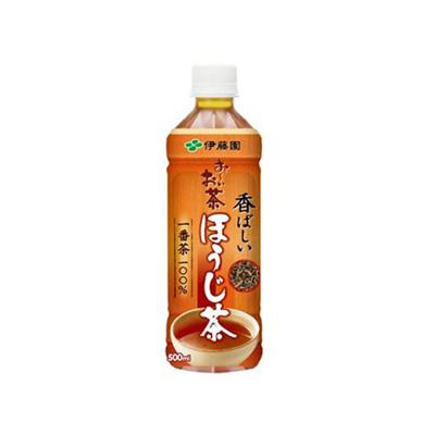 お~いお茶 ほうじ茶 500ml×24本