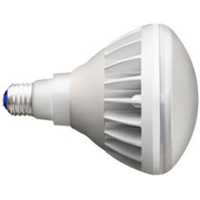 LEDioc LEDアイランプ E26口金形 LDR14N-H/W850
