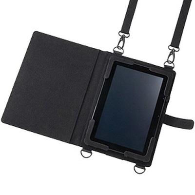 ショルダーベルト付き11.6型タブレットPCケース