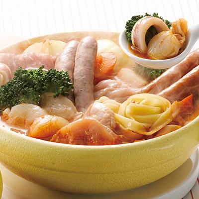 「テルツィーナ」 イタリアン鍋