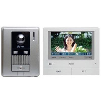 NTTカラーカメラドアホンモニタ-P5セット