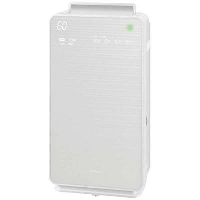 日立 加湿空気清浄機 CLEAIR (空気清浄~32畳/加湿~27畳) パールホワイト EP-NVG70(W)