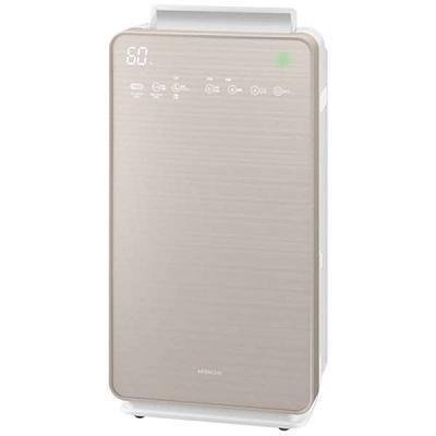 日立 加湿空気清浄機 CLEAIR (空気清浄~48畳/加湿~30畳) シャンパンゴールド EP-NVG110(N)