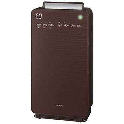 日立 加湿空気清浄機 CLEAIR (空気清浄~48畳/加湿~30畳) ブラウン EP-NVG110(T)