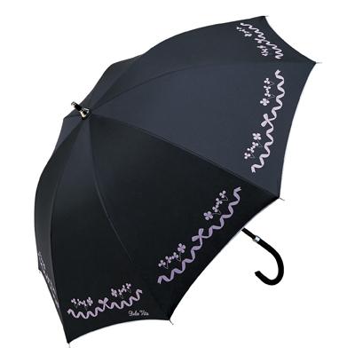 ドルチェビータ 晴雨兼用手開き日傘
