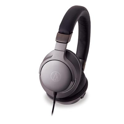 オーディオテクニカ  ポータブルヘッドホン(ハイレゾ音源対応)
