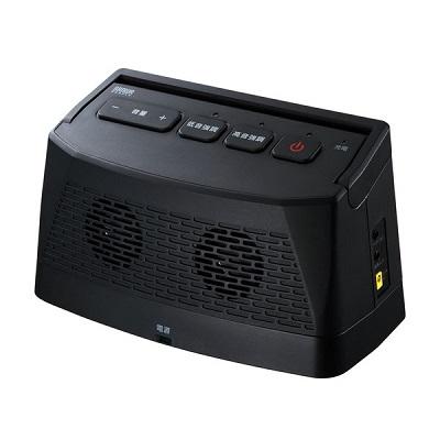 テレビ用ワイヤレススピーカー MM-SPTV2BK