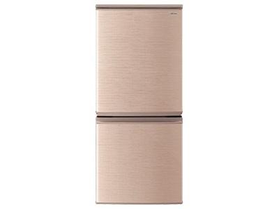 シャープ 冷蔵庫 SJ-D14E-N