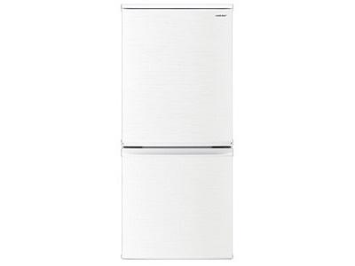 シャープ 冷蔵庫 SJ-D14E-W