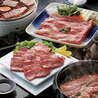 神戸牛 焼肉とすきやき肉