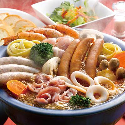 「テルツィーナ」イタリアン鍋