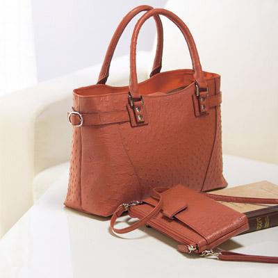 ハンドバッグ&ショルダー財布
