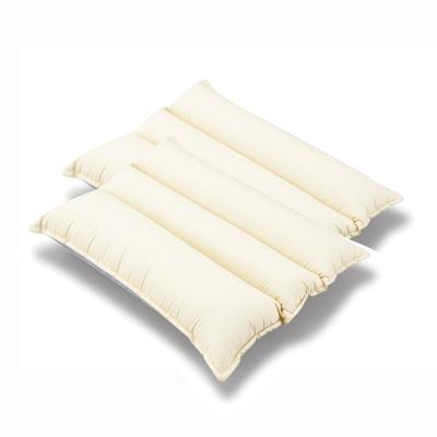 トルマリンビーズ入 高さ調整枕2個セット