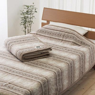 アルパカ毛布(毛羽部分)2枚セット