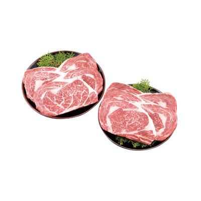 ミヤチク 宮崎県産黒毛和牛 ロースステーキ