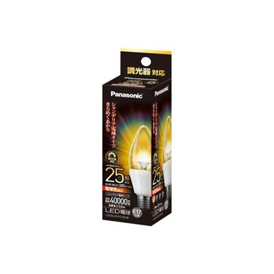 Panasonic LED電球 5.0W(電球色相当) LDC5LE17CDW
