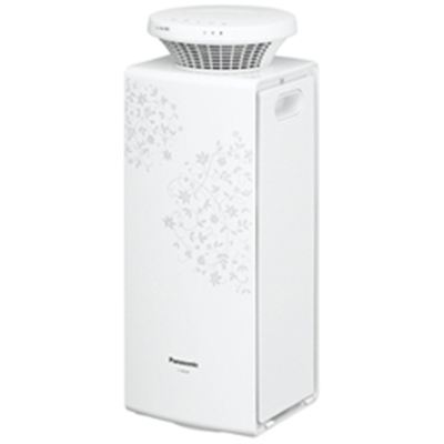 パナソニック 加湿空気清浄機 (空気清浄:~8畳/加湿:~8畳) F-VKK20-W