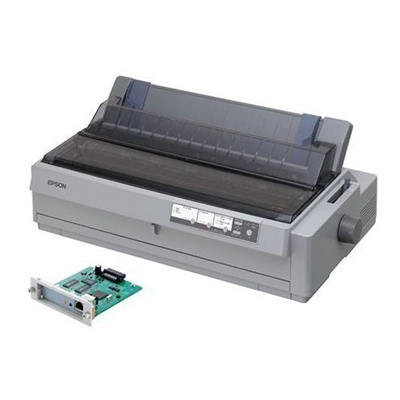 VP-1900N    インパクトプリンター VP-1900N (VP-1900+ネット ワークI/Fカード セットモデル)