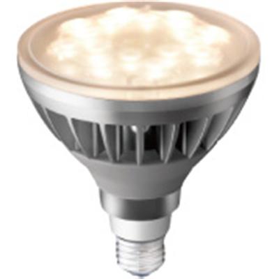 LEDioc LEDアイランプ ビーム電球形(電球色)b