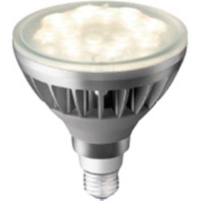 LEDioc LEDアイランプ ビーム電球形(電球色)a