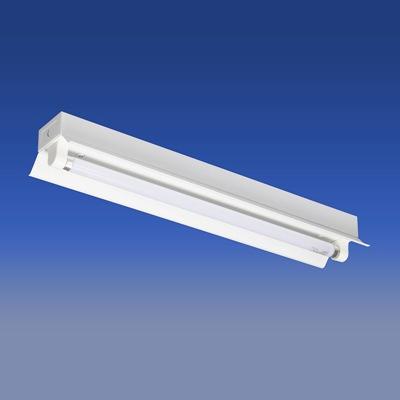 20W形LED照明用器具トラフ型(笠付)※器具のみ