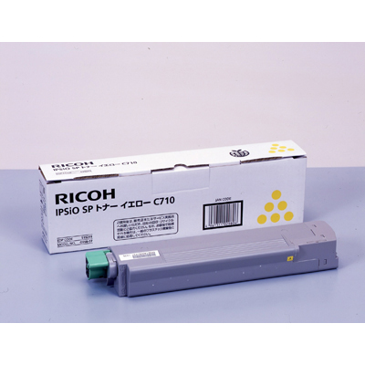 RICHO IPSiO SP トナーイエローC710