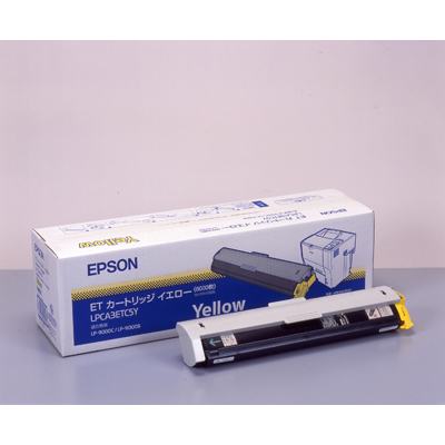 EPSON トナーカートリッジ LPCA3ETC5Y(イエロー)