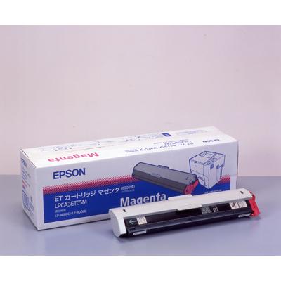 EPSON  トナーカートリッジ LPCA3ETC5M(マゼンタ)