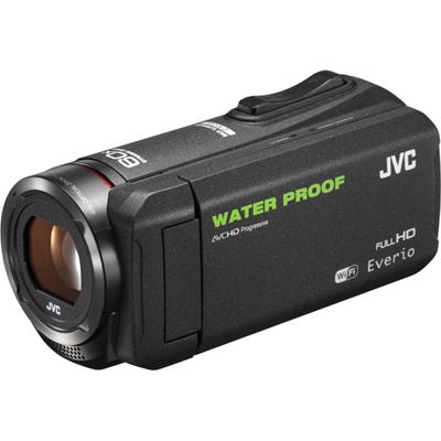 Everio(エブリオ) ハイビジョンメモリービデオカメラ64GB Wi-Fi搭載 ブラック GZ-RX500-B
