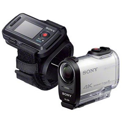 SONY デジタル4Kビデオカメラレコーダー アクションカム ライブビューリモコンキット DR-X1000VR