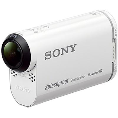 SONY デジタルHDビデオカメラレコーダー アクションカム HDR-AS200V WC