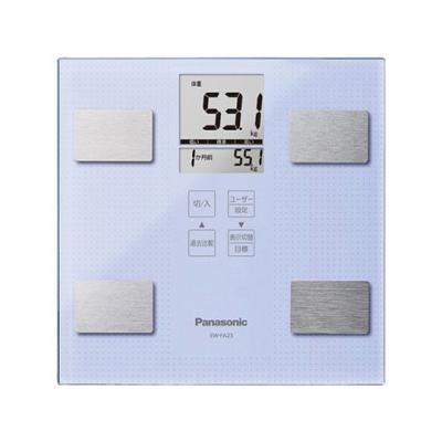 Panasonic 体組成バランス計 ライトブルー EW-FA23-LA
