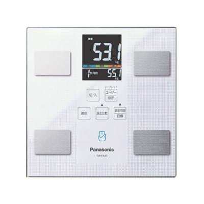 Panasonic 体組成バランス計 ホワイト EW-FA43-W