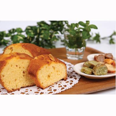自然の里レストラン「NaviRe」パウンドケーキ&ミニラスクセット