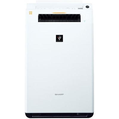 シャープ プラズマクラスター 加湿空気清浄機 KI-FX55-W
