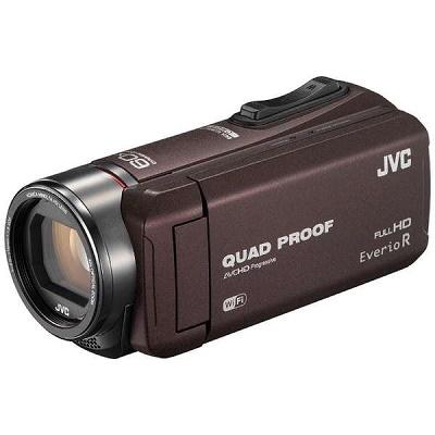 JVC ハイビジョンメモリームービー ビデオカメラ GZ-RX600-T