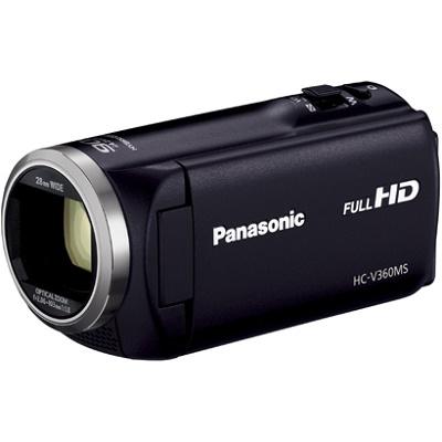 パナソニック デジタルハイビジョンビデオカメラ 16GB HC-V360MS-K