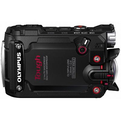 オリンパス フィールドログカメラ TG-Tracker-BLK