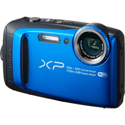 富士フィルム デジタルカメラ FinePix XP120 ブルー
