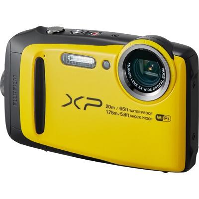 富士フィルム デジタルカメラ FinePix XP120 イエロー