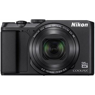 ニコン コンパクトデジタルカメラ COOLPIX A900BK