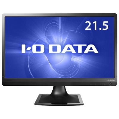 I/Oデータ 21.5型ワイド液晶 LCD-MF223ES(B)