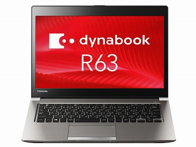 TOSHIBA dynabook Satellite PR63WEAA63CAD11